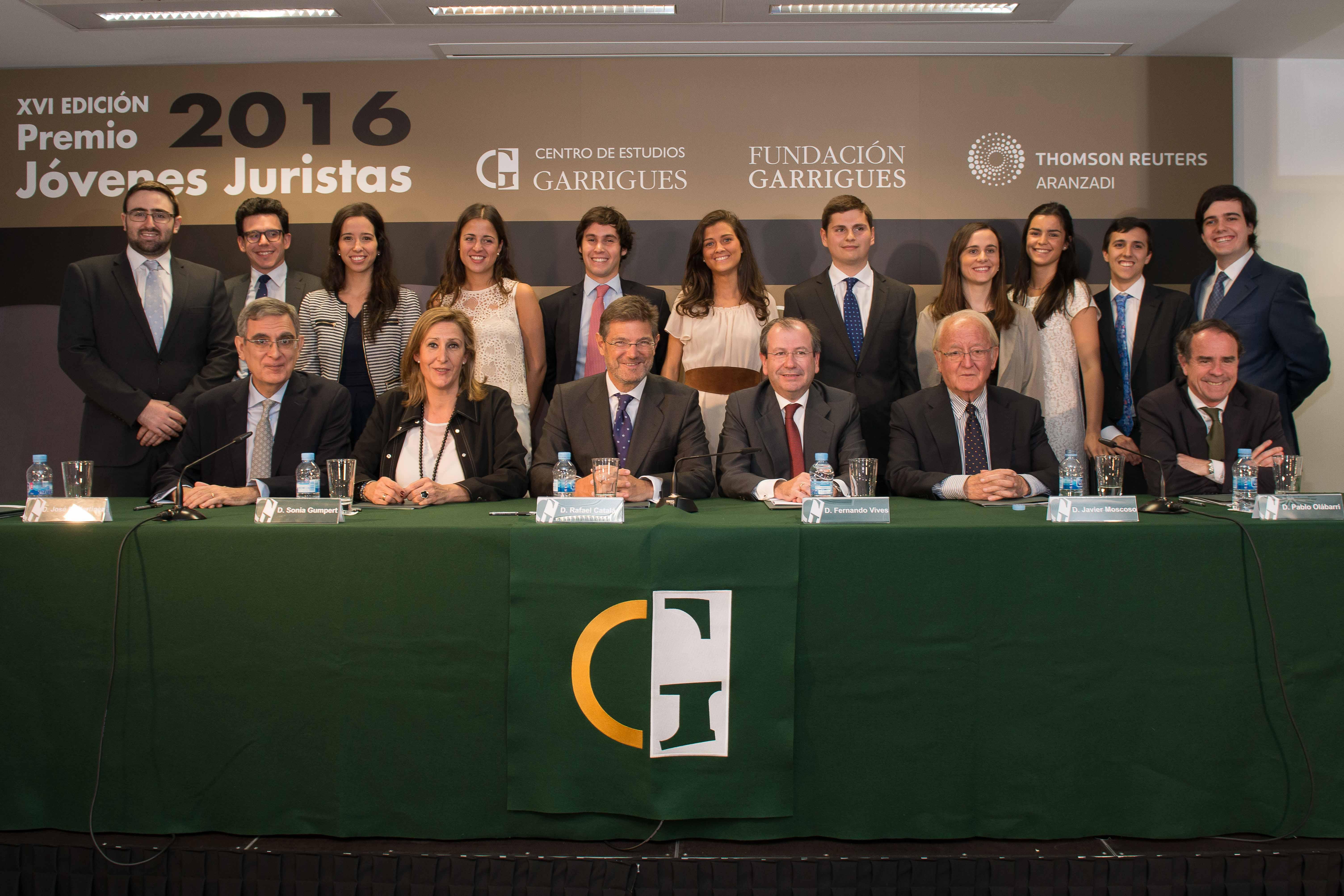 Entrega Jóvenes Juristas 2016