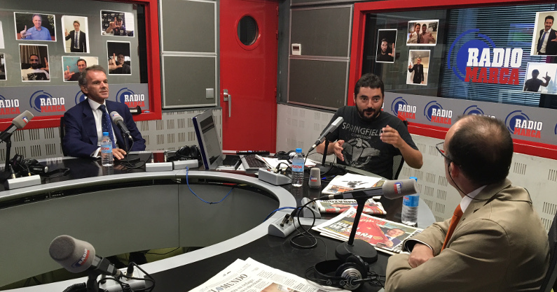 SAB en Radio Marca