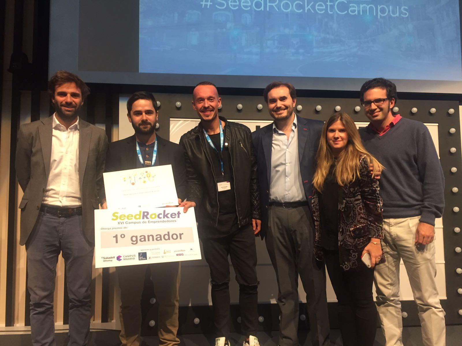 Master para Startup y Emprendedores Beca SeedRocket